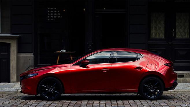 Mazda3©Mazda