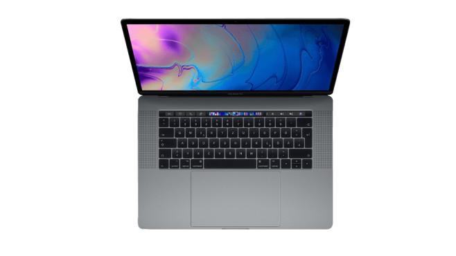 Apple MacBook Pro 15,4 Zoll 2018 MR932D/A©Saturn