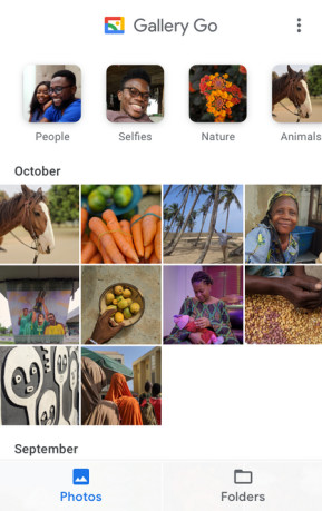 Gallery Go (Android-App)
