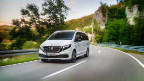 Mercedes-Benz EQV©Daimler