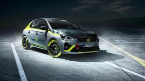 Opel Corsa-e Rally©Opel