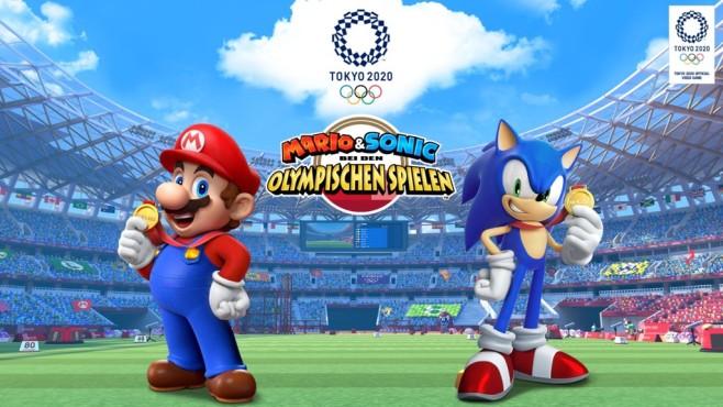 Mario & Sonic bei den Olympischen Spielen – Tokyo 2020©Nintendo