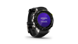 Garmin-Smartwatch Marq mit Amazon Music © Garmin Deutschland GmbH