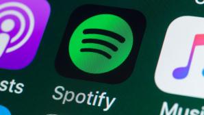 Spotify App©iStock/stockcam