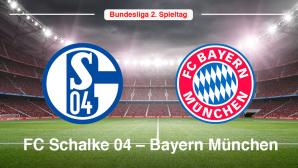 FC Schalke 04 vs. Bayern München©FC Schalke 04, Bayern München