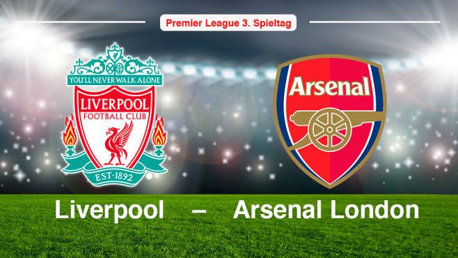 FC Liverpool vs. Arsenal London©FC Liverpool, Arsenal London