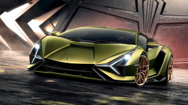 Lamborghini Sian©Lamborghini