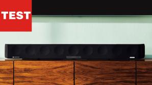 Sennheiser Ambeo Soundbar im Test©Sennheiser, COMPUTER BILD