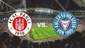 2. Liga: St. Pauli - Holstein Kiel©St. Pauli, Holstein Kiel