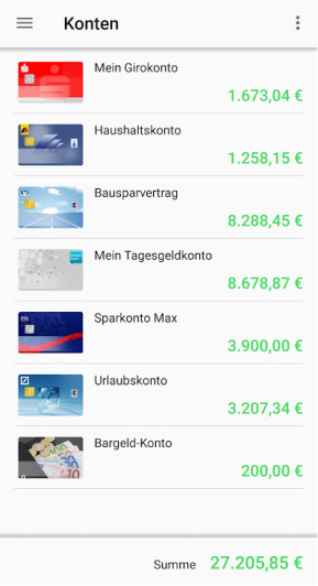Finanzblick (App für iPhone & iPad)