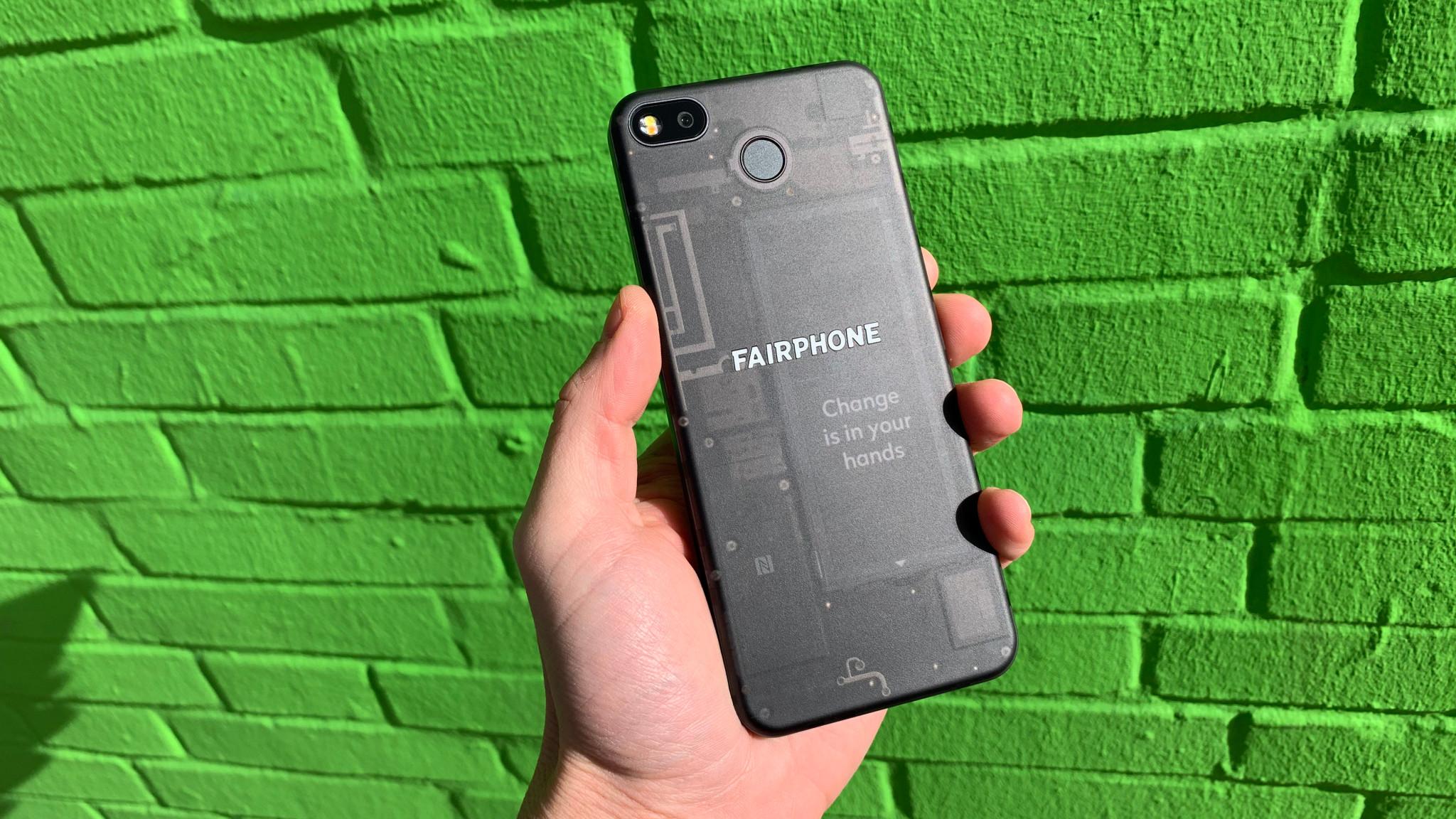 Smartphone Fairphone 3©COMPUTER BILD