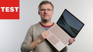 Microsoft Surface Laptop 3 13 Zoll im Test©COMPUTER BILD