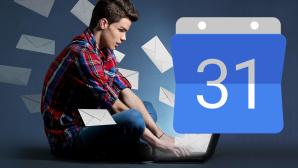 Spam-Mails im Google Kalender©Google, iStock.com/Tijana87