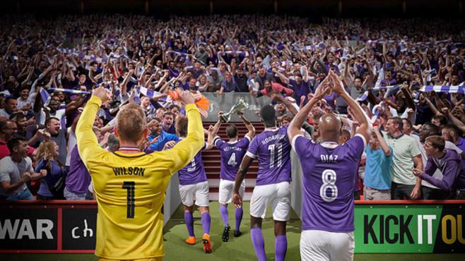 Football Manager 2020©Sega