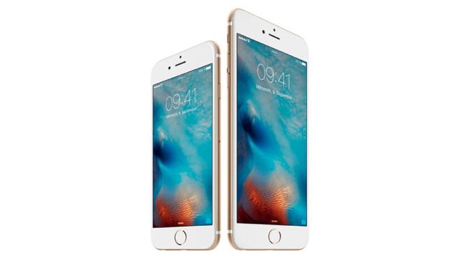 Apple iPhone 6s Plus©Saturn/Apple