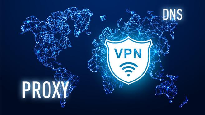 Geoblocking umgehen: SmartDNS, VPN, Proxy©iStock.com/Tetiana Lazunova