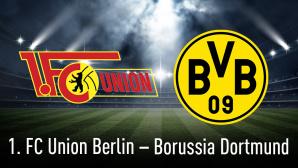 Union Berlin gegen Dortmund©Union Berlin,Dortmund, efks-Fotolia.com
