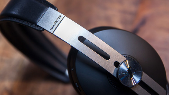 Sennheiser Momentum Wireless: Kopfbügel©COMPUTER BILD