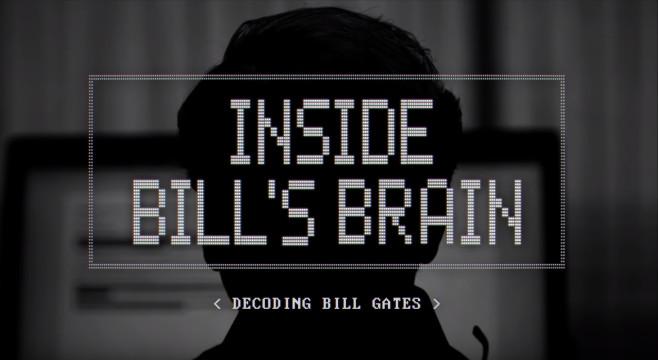 Inside Bill's Brains©Screenshot YouTube/Netflix
