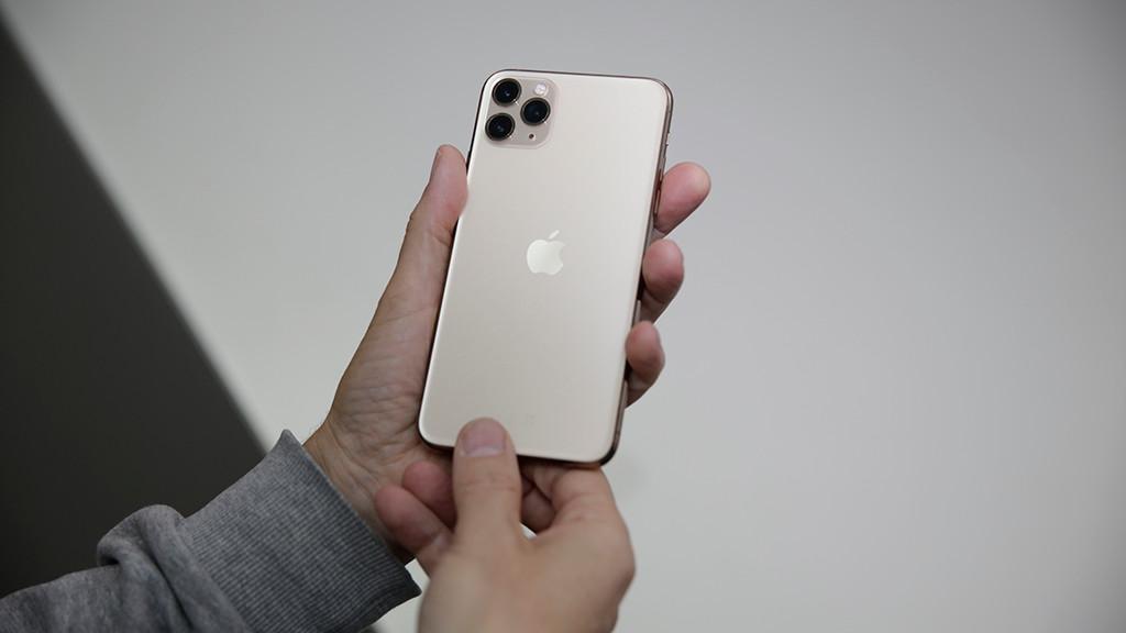 apple iphone 11 pro max test akku kamera computer bild. Black Bedroom Furniture Sets. Home Design Ideas