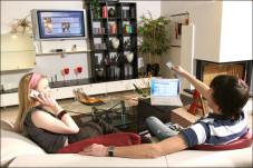 Internet, Telefon und Multimedia aus einer Leitung: VDSL macht's möglich.