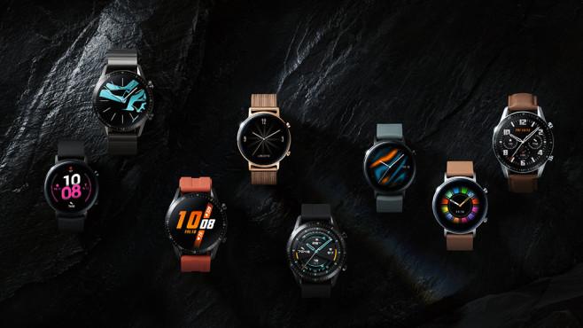 Huawei Watch GT 2©Huawei