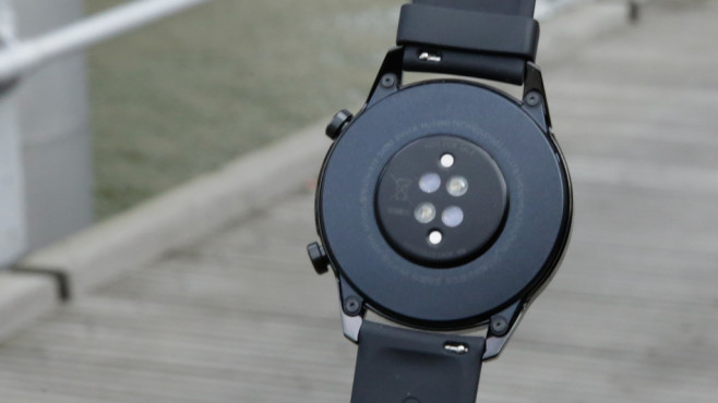Huawei Watch GT 2©COMPUTER BILD / Alena Zielinski