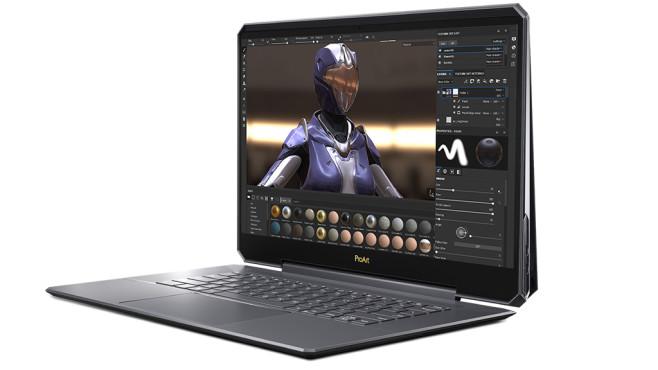 Asus ProArt StudioBook One©Asus