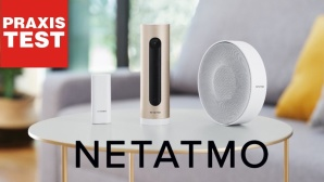 Netatmo Innenkamera, Alarmsirene, Sensoren©Netatmo, COMPUETR BILD