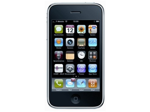 Apple iPhone 3GS: Handy