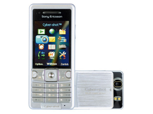 Sony Ericsson C510 Kate: Handy