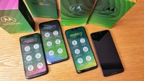 Motorola G7-Reihe©COMPUTER BILD