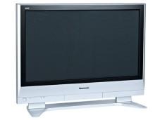 """Der """"Panasonic TH-37PV45EH"""" bietet gutes Bild, guten Ton und hat viele Anschlussmöglichkeiten."""
