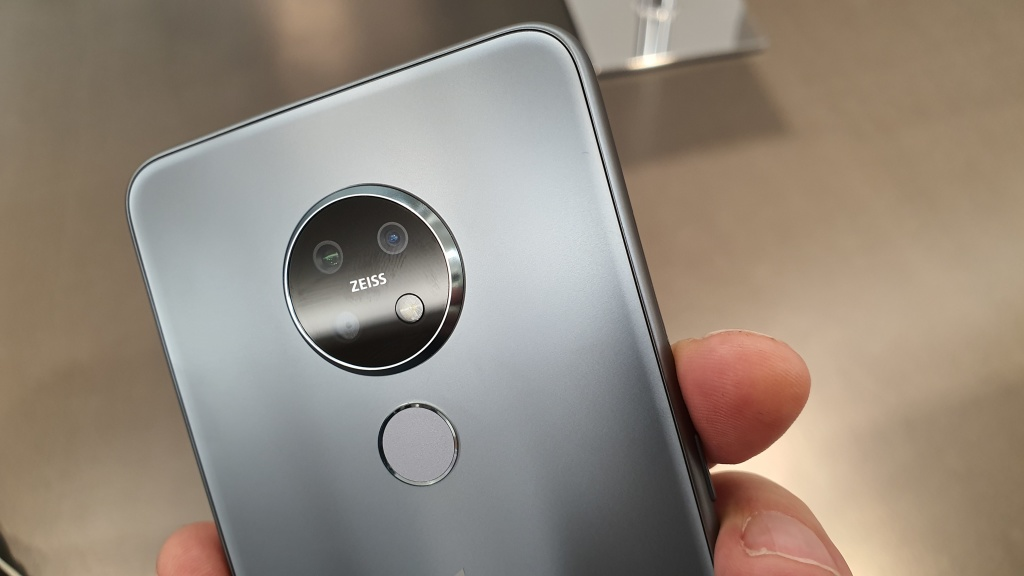 Nokia 7.2 im Praxis-Test: Android-One-Smartphone mit Zeiss-Linse