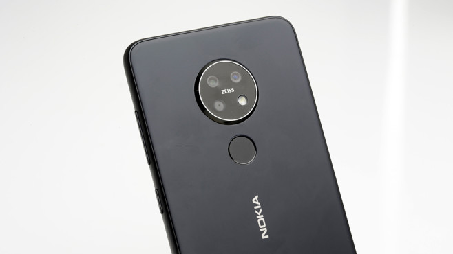 Nokia 7.2©COMPUTER BILD