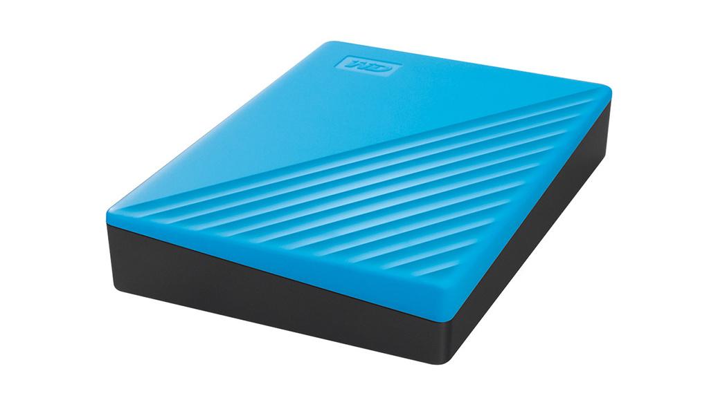 Western Digital: Mini-Festplatte mit 5 Terabyte Speicher vorgestellt