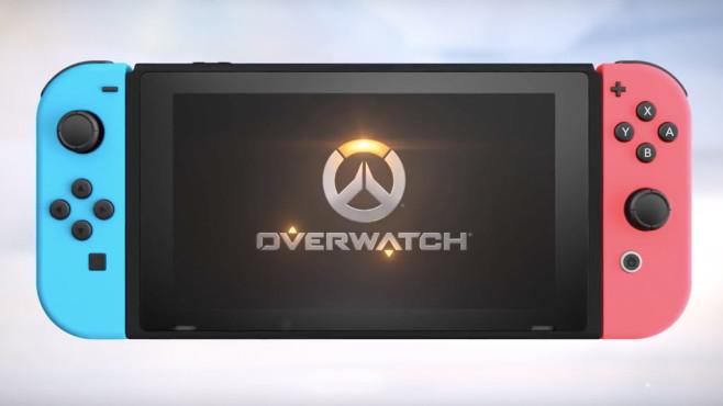 Overwatch: Switch©Blizzard