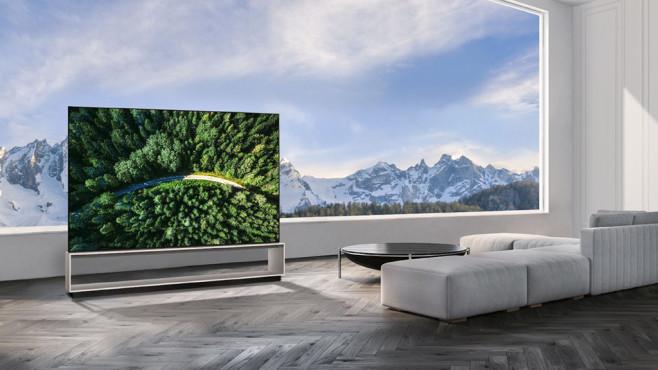 LG 8K NanoCell TV©LG