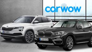 WOW Sale©peshkova - Fotolia.com, Carwow, BMW, Skoda