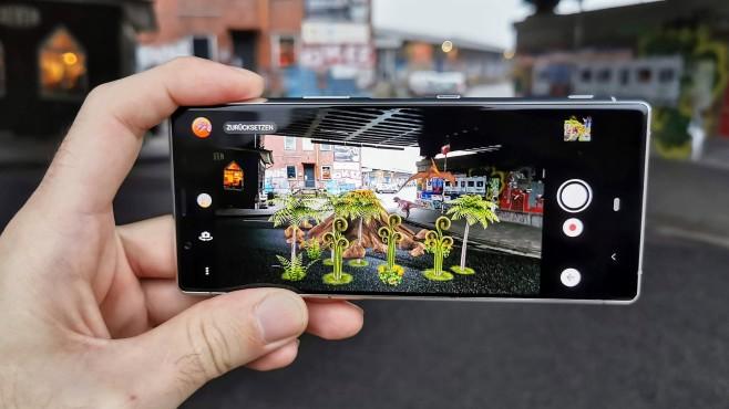 Sony Xperia 5©COMPUTER BILD / Michael Huch
