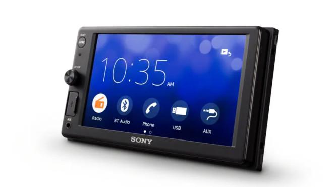 Sony XAV-1500©Sony
