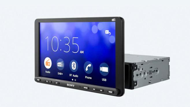 Sony XAV-AX8050D©Sony