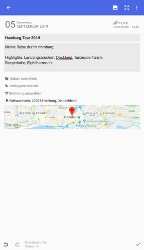 Diaro (Android-App)