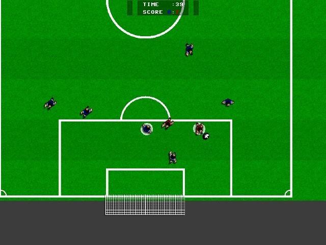 Screenshot 1 - Angokabe Soccer