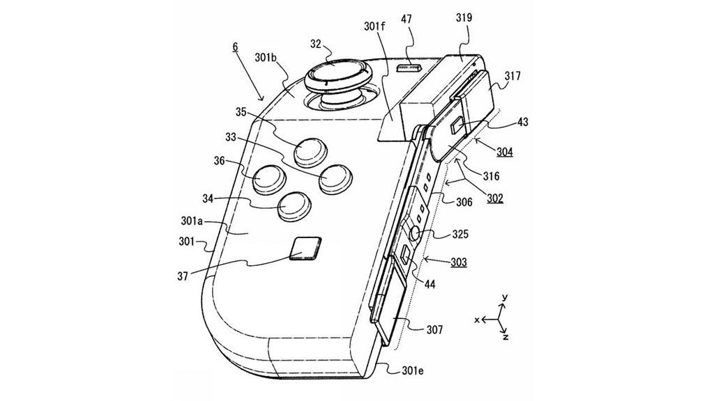 Nintendo Switch: Neue JoyCons mit Scharnieren gesichtet