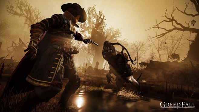 Greedfall ©Focus Home Interactive