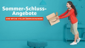 Amazon Sommer-Schluss-Angebote © Amazon