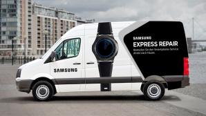 Samsung Express Repair Bus©Samsung