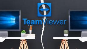 Fernwartung per TeamViewer gesperrt©TeamViewer, iStock.com/asbe