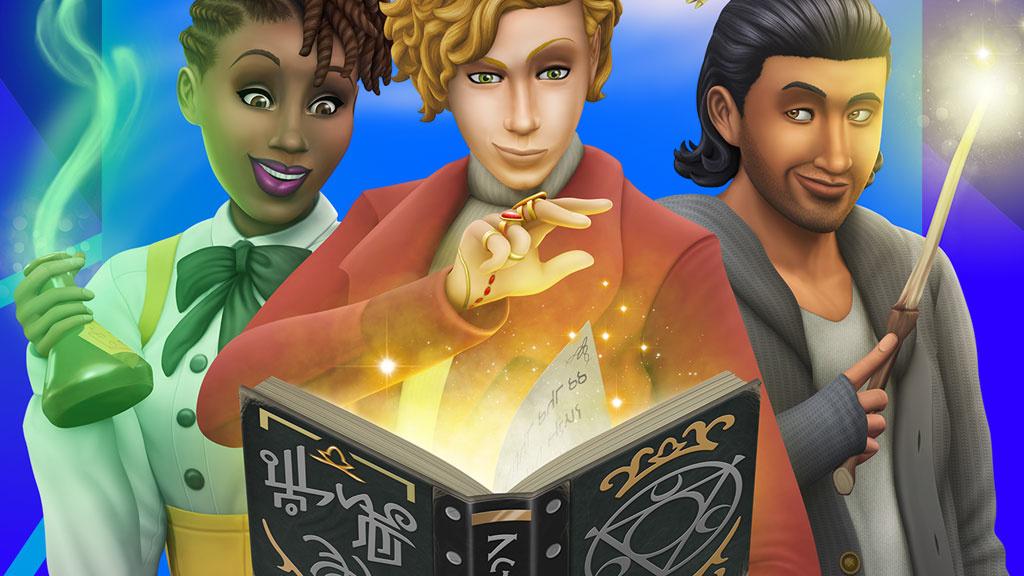 Die Sims 4: Neue Erweiterung bringt Magie ins Spiel